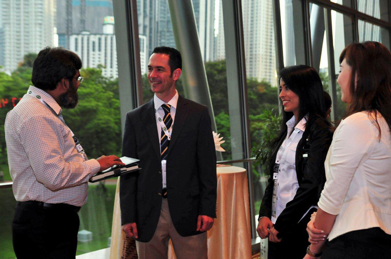 CHEMORBIS 3rd ANNUAL MEETING Kuala Lumpur Convention Centre